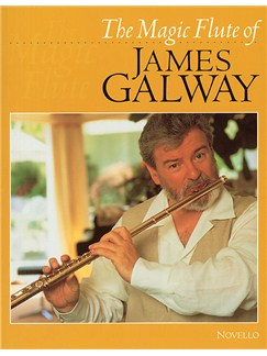 The Magic Flute Of James Galway Books | Flute, Piano