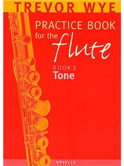 A Trevor Wye Practice Book For The Flute Volume 1: Tone Books | Flute