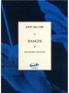 John McCabe: Dances For Trumpet And Piano Books | Trumpet, Piano Accompaniment