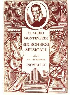 Claudio Monteverdi: Six Scherzi Musicali Livre | Soprano, Basse, Instruments À Cordes, Accompagnement Orgue