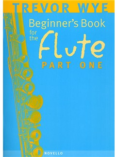 A Beginners Book For The Flute Part 1 Books | Flute