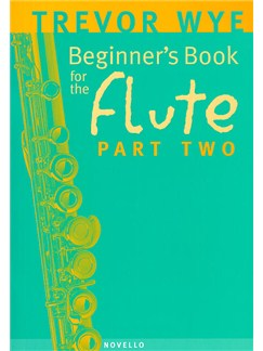 A Beginners Book For The Flute Part 2 Books | Flute