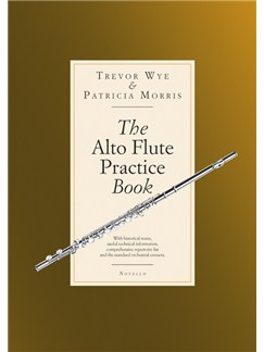The Alto Flute Practise Book Books | Alto Flute