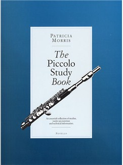 The Piccolo Study Book Livre | Piccolo