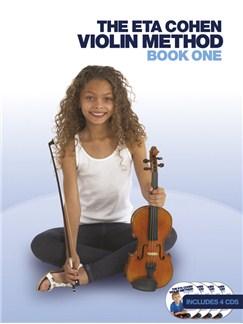 Eta Cohen: Violin Method Book 1 (Sixth Edition) Books and CDs | Violin