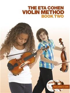 Eta Cohen: Violin Method Book 2 (Sixth Edition) Books and CDs | Violin