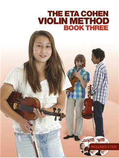 Eta Cohen: Violin Method Book 3 (Sixth Edition) Books and CDs | Violin