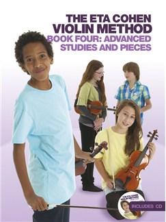 Eta Cohen: Violin Method Book 4 (Sixth Edition) Books and CDs | Violin
