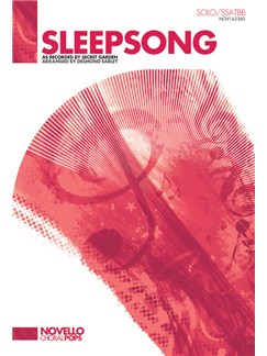 Rolf Lovland/Brendan Graham: Sleepsong (Soprano/SSATBB A Cappella) Books | Soprano, SSATBB, Choral
