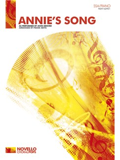 John Denver: Annie's Song (SSA/Piano) Books | SSA, Piano Accompaniment