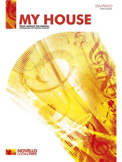 Tim Minchin: My House (Matilda The Musical) - SSA/Piano Books | SSA, Piano Accompaniment