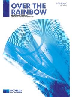 E.Y. Harburg/Harold Arlen: Over The Rainbow (The Wizard Of Oz) - SATB/Piano Books | SATB, Piano Accompaniment