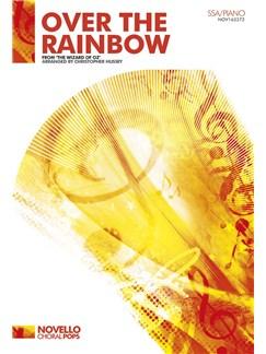 E.Y. Harburg/Harold Arlen: Over The Rainbow (The Wizard Of Oz) - SSA/Piano Books | SSA, Piano Accompaniment