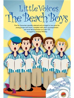 Little Voices - The Beach Boys Books and CDs | 2-Part Choir, Piano Accompaniment