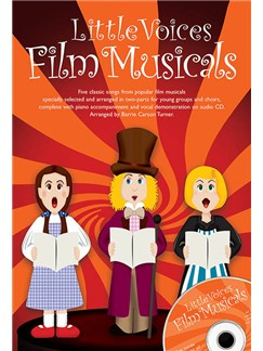 Little Voices - Film Musicals Books and CDs | 2-Part Choir, Piano Accompaniment