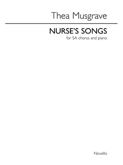 Thea Musgrave: Nurse's Songs Books | 2-Part Choir, Piano Accompaniment