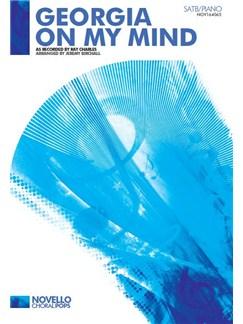 Ray Charles: Georgia On My Mind (Arr: Jeremy Birchall) Books | SATB, Piano Accompaniment