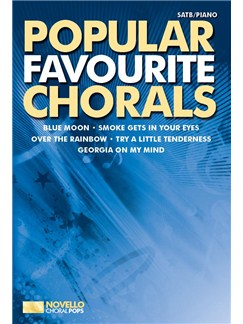 Novello Choral Pops: Popular Favourite Chorals Books | SATB, Piano Accompaniment