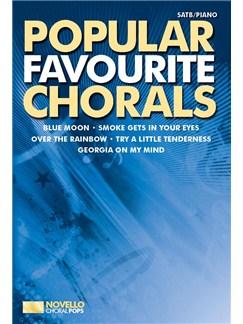 Novello Choral Pops: Popular Favourite Chorals Books   SATB, Piano Accompaniment