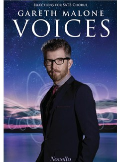 Gareth Malone: Voices Books | SATB