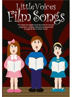 Little Voices - Film Songs (Book Only) Books | 2-Part Choir, Piano Accompaniment