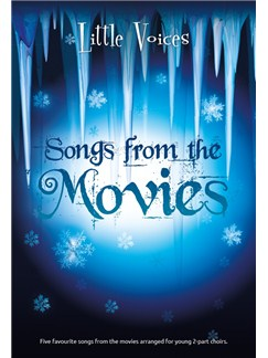 Little Voices - Songs From The Movies (Book) Books | 2-Part Choir, Piano Accompaniment