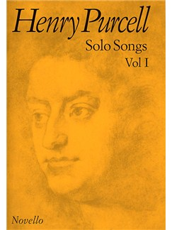 Henry Purcell: Solo Songs Volume I Books | Voice, Harpsichord