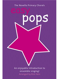 The Novello Primary Chorals: Easy Pops Books | Piano, Vocal & Guitar (with Chord Symbols)