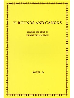77 Rounds And Canons Books | 4 Voices