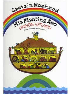 Joseph Horovitz: Captain Noah And His Floating Zoo (Unison Version) Books | Unison Voice, Piano Accompaniment