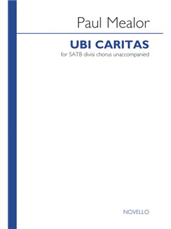 Paul Mealor: Ubi Caritas (25-Pack) Books | SATB