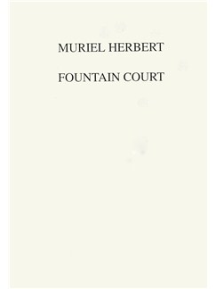 Muriel Herbert: Fountain Court (Low Voice/Piano) Books | Low Voice, Piano Accompaniment