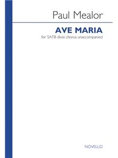 Paul Mealor: Ave Maria Books | SATB