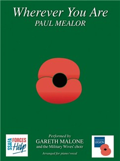 Paul Mealor: Wherever You Are - Voice/Piano Version Books | Voice, Piano Accompaniment