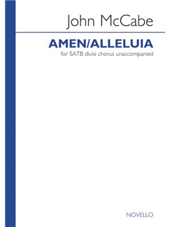 John McCabe: Amen/Alleluia Books | SATB