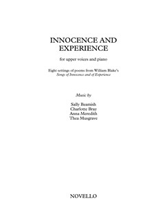 Innocence And Experience Books | 2-Part Choir, Piano Accompaniment