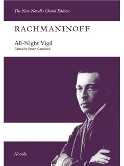 Rachmaninoff: All-Night Vigil Livre | SATB