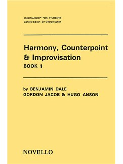 Harmony, Counterpoint And Improvisation Book 1 Books |