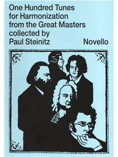 One Hundred Tunes For Harmonisation From The Great Masters Books |