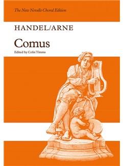Handel/Arne: Comus Buch | Oper