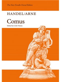 Handel/Arne: Comus Books | Opera