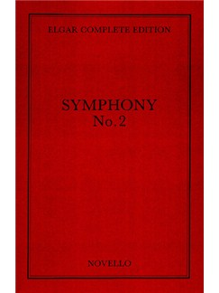 Edward Elgar: Symphony No. 2 In E Flat Op.63 Complete Edition (Paper) Books | Orchestra