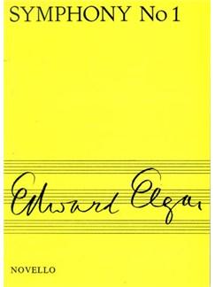 Edward Elgar: Symphony No.1 In A Flat Op.55 (Miniature Score) Books | Orchestra