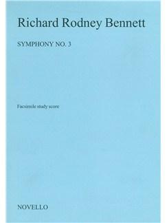Richard Rodney Bennett: Symphony No. 3 Books | Orchestra