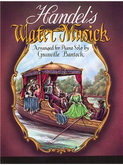 G.F. Handel: Water Music Books | Piano