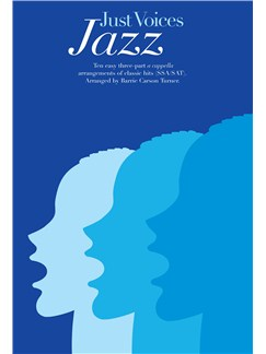 Just Voices: Jazz Books | SAT, SSA