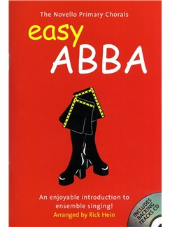 The Novello Primary Chorals: Easy Abba Books and CDs | 2-Part Choir, Piano Accompaniment