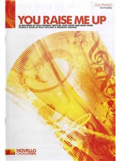 Rolf Lovland/Brendan Graham: You Raise Me Up (SSA/Piano) Books | SSA, Piano Accompaniment