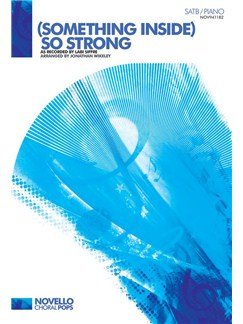 Labi Siffre: (Something Inside) So Strong - SATB/Piano Books | SATB, Piano Accompaniment
