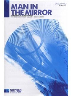Michael Jackson: Man In The Mirror (SATB/Piano) Livre | SATB, Accompagnement Piano